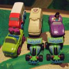 Mix Lot Of Cars
