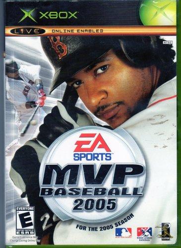 Microsoft Xbox Game MVP Baseball 2005