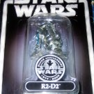 STAR WARS 2002 25TH ANNIVERSARY TOYS R US EXCLUSIVE SILVER R2-D2 FIGURE