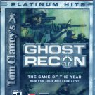 Tom Clancy's Ghost Recon - Original Xbox Game