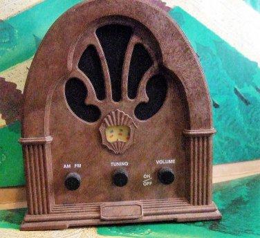 Old Fashion Looking Radio