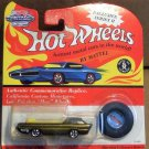 RARE Hot Wheels Deora Green Vintage Collection RED LINE SERIES 2 Diecast Surf Van