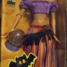 NIB BARBIE DOLL 2003 HALLOWEEN FORTUNE