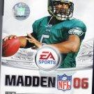 Madden NFL 06 (Sony PlayStation 2, 2005)