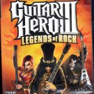 Playstation 2 Guitar Hero 3 Legends Of Rock