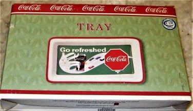 Coca- Cola Go Refresh Tray