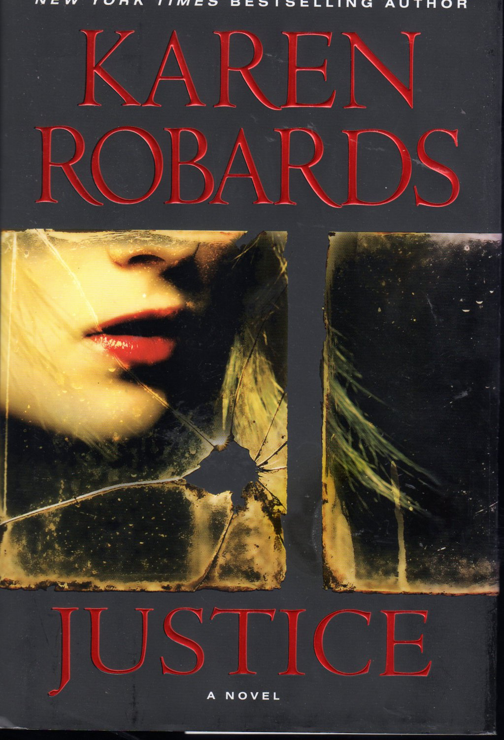 Justice by Karen Robards (2011, Hardcover)