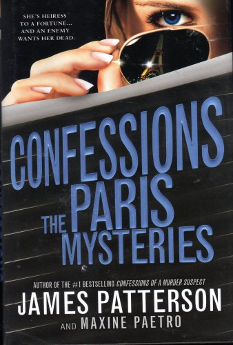 Confession The Paris Mysteries By Patterson & Paetro