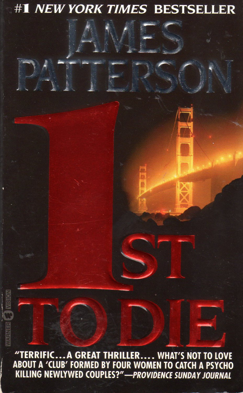 First To Die By James Patterson