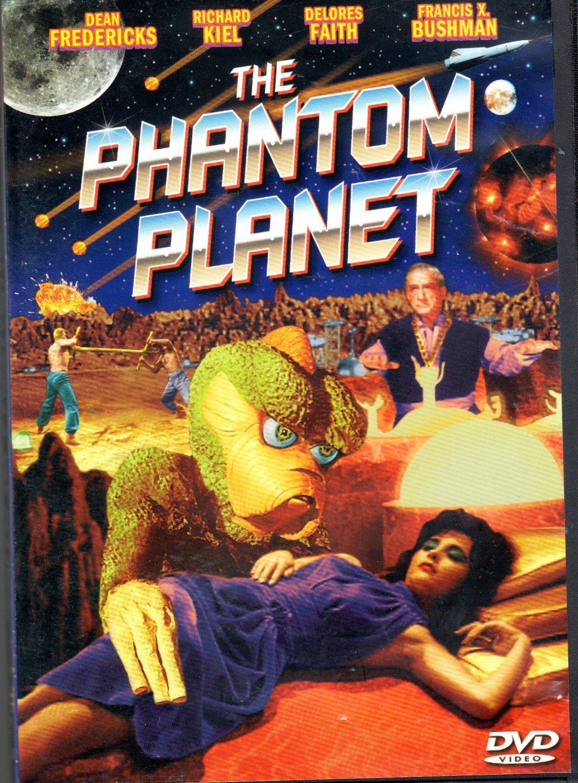 The Phantom Planet (DVD, 2002) Coleen Gray, Richard Kiel, Delores Faith