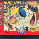 The Ren & Stimpy Show Presents: Stimpy's Invention (Sega Genesis