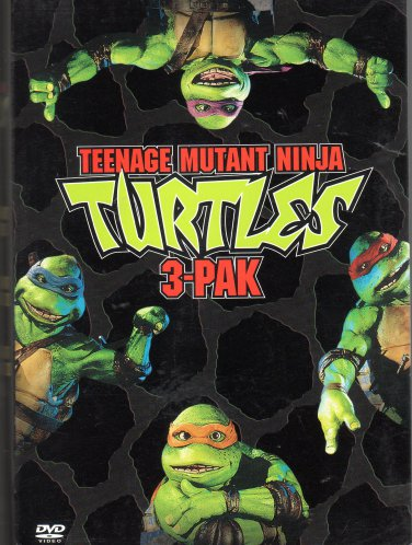 Teenage Mutant Ninja Turtles - TMNT 3-Pack Collection (DVDs)