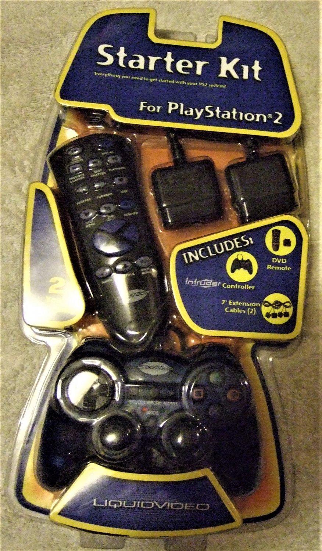 Starter Kit For Playstation 2