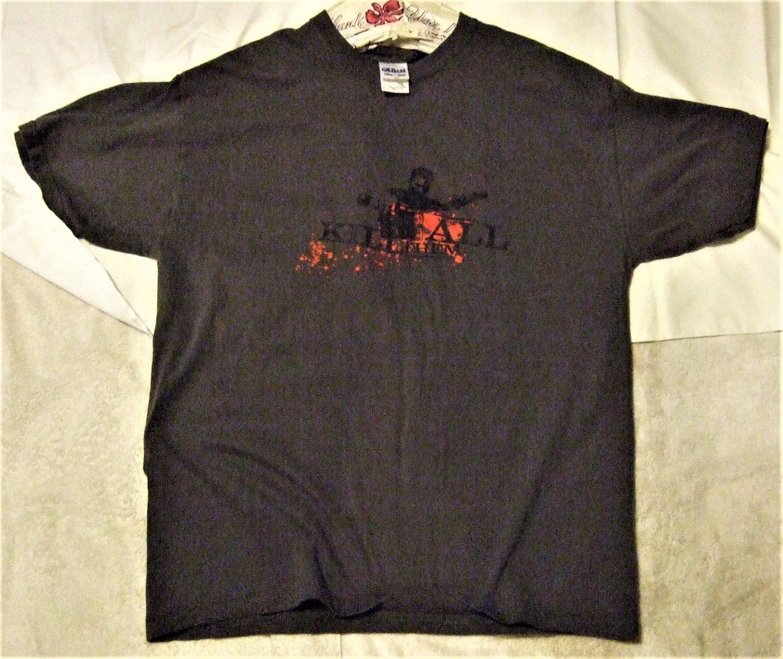 Kill Them All Men's T shirt