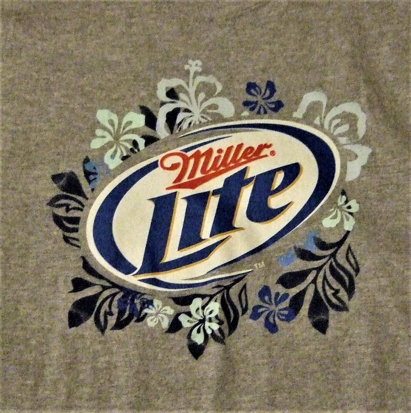 Miller Light T Shirt