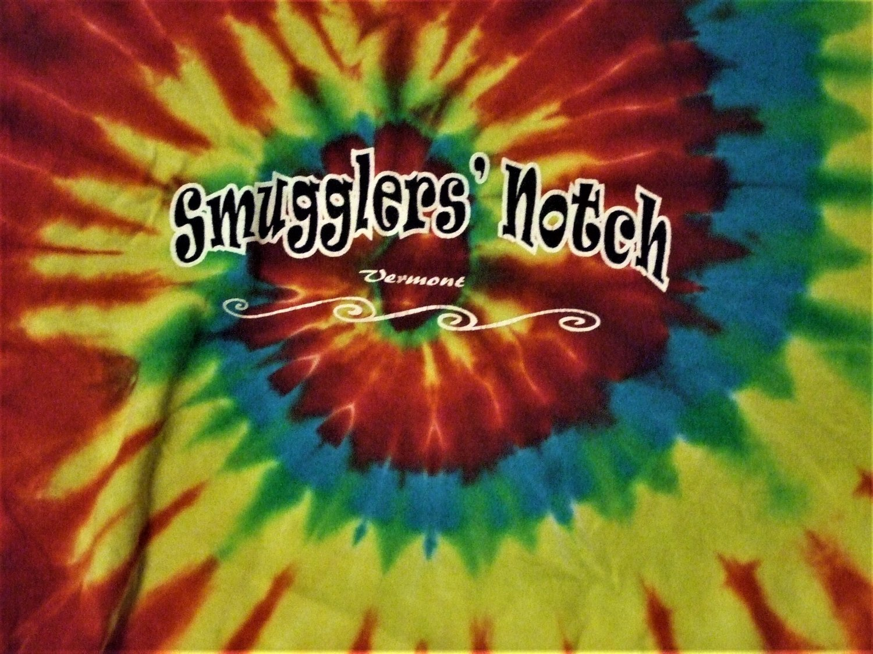 "Cool  Smuggler's Notch Vermont"" T Shirt"