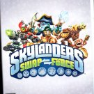 Skylanders: Swap Force (Nintendo Wii U 2013) DVD and Case (no Portal or Figures)