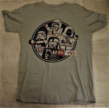 Star Wars Lego Adult T-Shirt