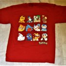 Pokemon Boys T Shirt