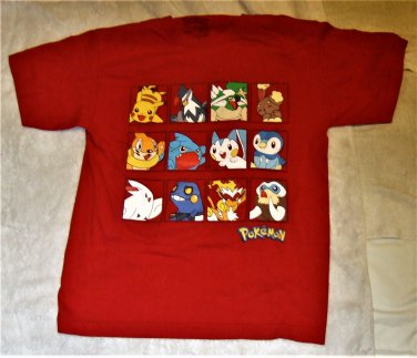 Pokemon Boys T Shirt