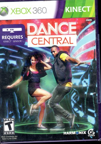 Dance Central xbox 360 ( Kinect)