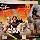 Xbox 360 Disney Infinity Star Wars ( Starter Pack)