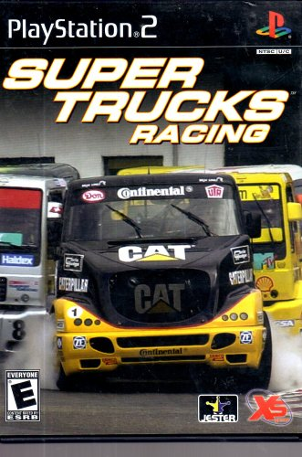 Super Trucks Racing Playstation 2