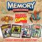 Memory Challenge Marvel Comics