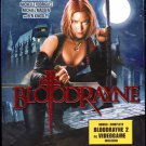 The BloodRayne Dvd & Pc Video Game