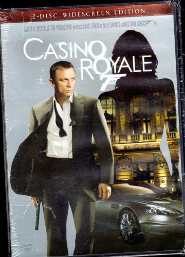 Casino Royale 2 Disc DVD (Brand New)