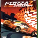 Forza Motorsport 2 (Microsoft Xbox 360 Live, 2007) Racing Video Game