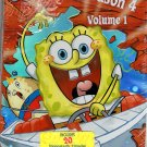 "SpongBob Square Pants Season 4 Volume 1  ( 2 DVD""s )"