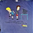 MTV Beavis & Butt-head T Shirt ( X-Large)