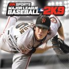 2K Major League Baseball 2K9 Wii Game