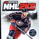 NHL 2K9 Sports Hockey ( Wii Game) No Manuel