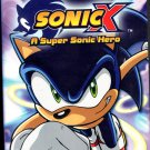 Sonic X A Super Sonic Hero DVD Movie