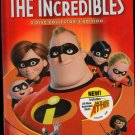 The Incredibles 2 Disc Collectors Edition