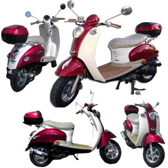 49CC Vetas50 Moped