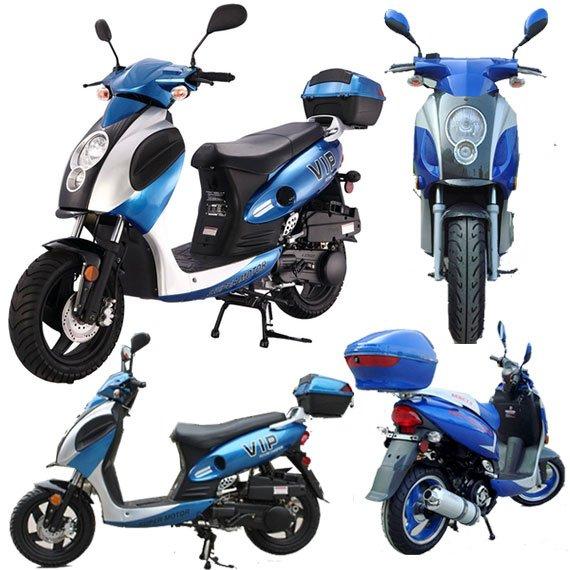 150CC Powermax 150 Moped