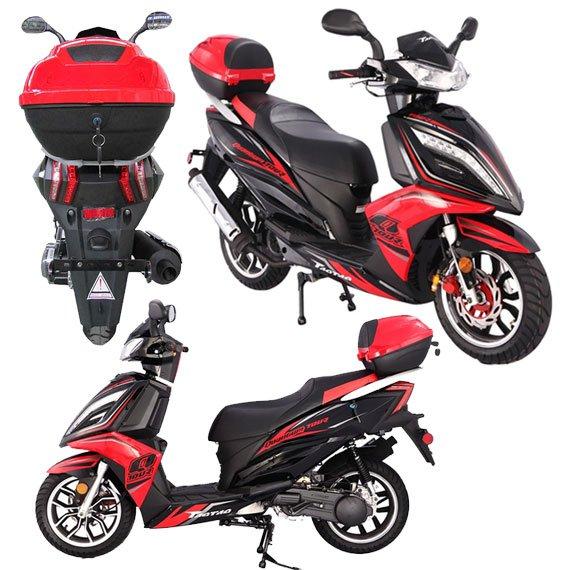 150CC Quantum 150 Moped
