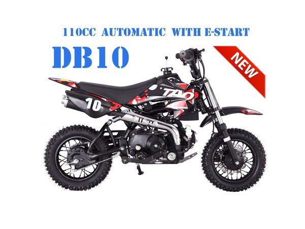 DB10 Dirt Bike