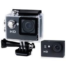 "30M Waterproof 2"" 90° Wide Angle Lens HD 720P Sports Mini Video Camera"