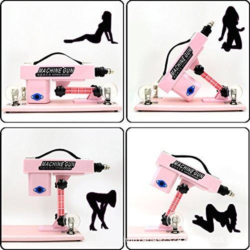 japanese-style sex vibration love machine gun pink