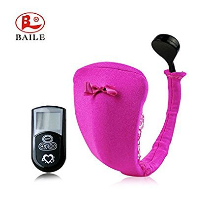 sexy Wireless remote control vibration Underpants