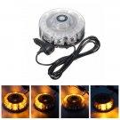 30W LED Car Truck RV Emergency Strobe Light Beacon Flashing Warning Lamp Hazard