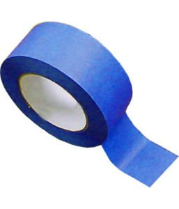 """Case (24 Rolls) Blue Painter's Tape Multi-Purpose 2"""" x 60 yd. Rolls Made in USA"""