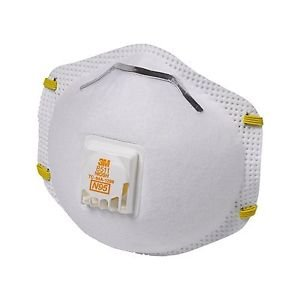 3M Particulate Respirator 8511 NIOSH Approved N95 - Box of 10