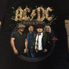 ACDC Rock or Bust Black t-shirt