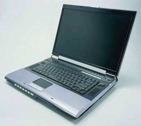 IPC Mediabook 17 notebook computer