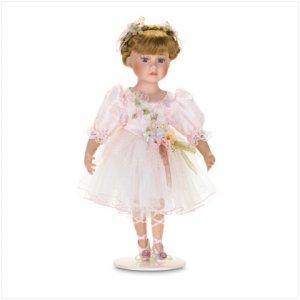 15'h Ballerina doll